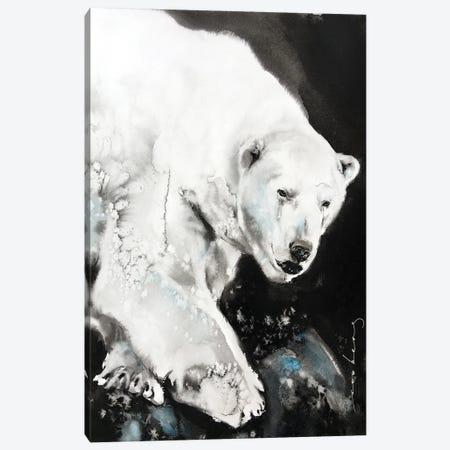 Ice Beast Canvas Print #LIM251} by Soo Beng Lim Canvas Print