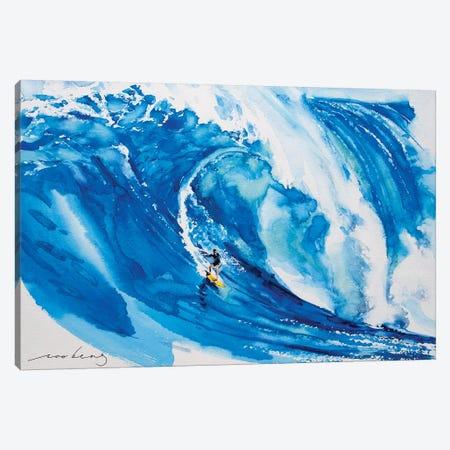 Big Wave II Canvas Print #LIM5} by Soo Beng Lim Canvas Artwork