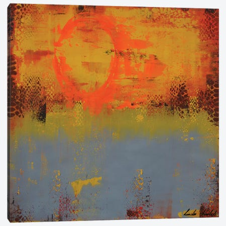 Everfresh Canvas Print #LIN15} by Linda Charles Canvas Artwork