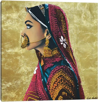 Parvathi Canvas Art Print