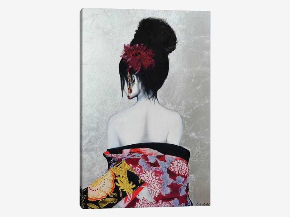 Senkai by Linda Charles 1-piece Canvas Art