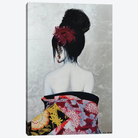 Senkai Canvas Print #LIN33} by Linda Charles Canvas Print