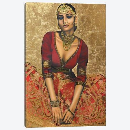 Sone Ka Mahal (Palace of Gold) Canvas Print #LIN36} by Linda Charles Canvas Wall Art