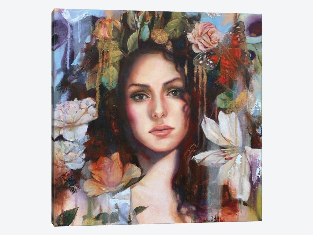 Cover Original by Lioba Brückner 1-piece Canvas Art Print