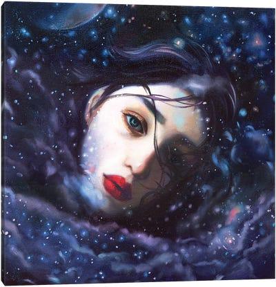 Empirical Night Canvas Art Print