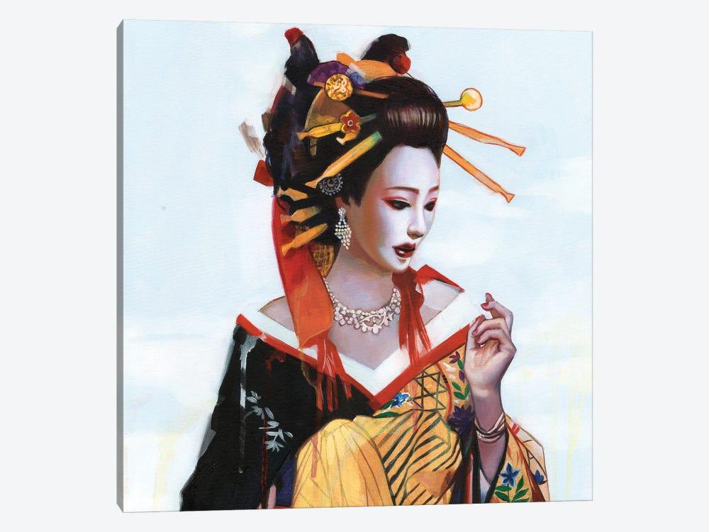 Fukai Aijō by Lioba Brückner 1-piece Art Print