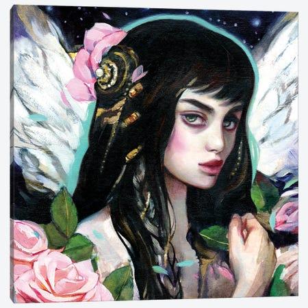 Meet Me At Midnight Canvas Print #LIO28} by Lioba Brückner Canvas Print