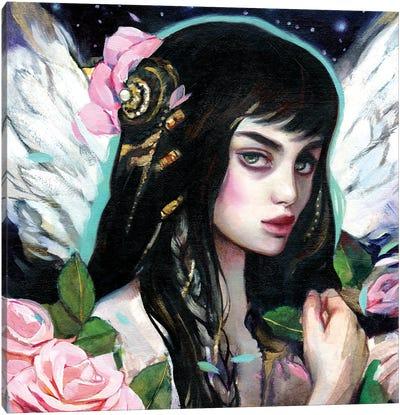 Meet Me At Midnight Canvas Art Print