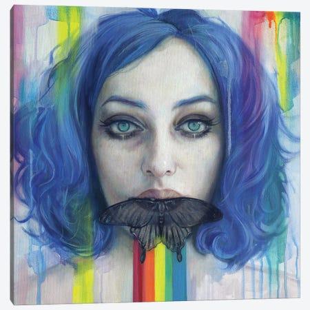 Melancholy Canvas Print #LIO30} by Lioba Brückner Canvas Wall Art