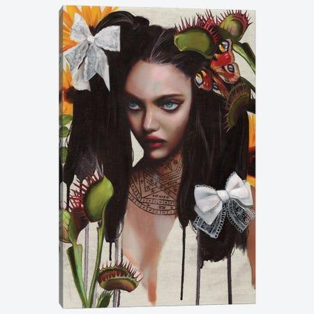 Morella Canvas Print #LIO32} by Lioba Brückner Canvas Artwork