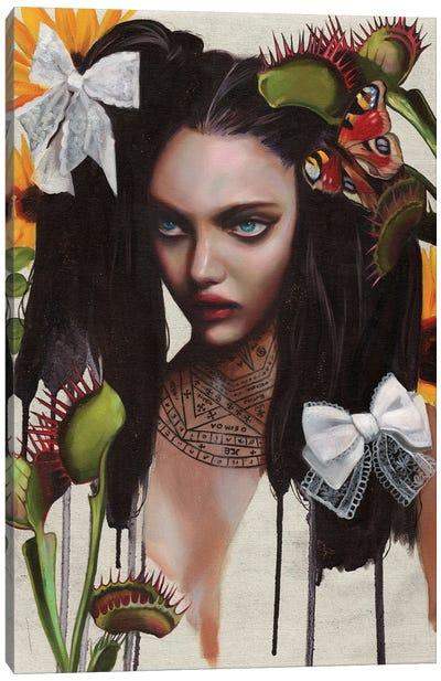 Morella Canvas Art Print