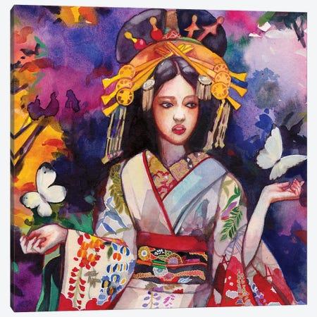 Musoka Canvas Print #LIO33} by Lioba Brückner Canvas Wall Art