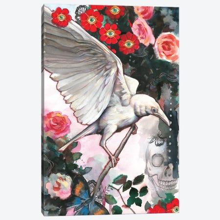 Nevermore 3-Piece Canvas #LIO37} by Lioba Brückner Art Print