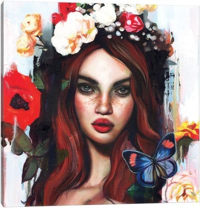 Arduinna Canvas Art Print