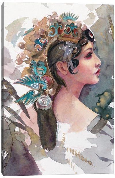Queen Of Sheba Canvas Art Print