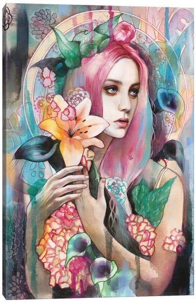 Summer Of Love Canvas Art Print