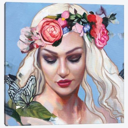 The Fairy Thorn Canvas Print #LIO55} by Lioba Brückner Canvas Print