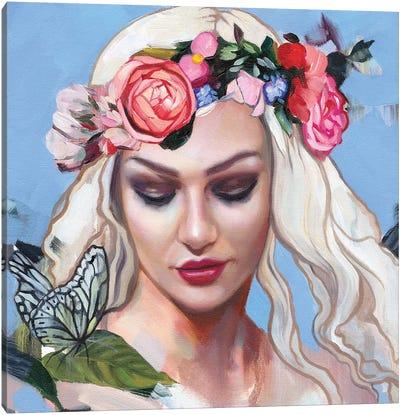 The Fairy Thorn Canvas Art Print
