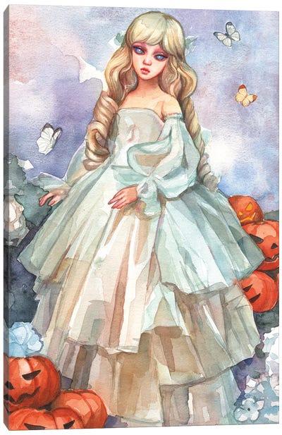 Jezebel Canvas Art Print