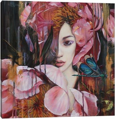 Evoke Oil Painting Canvas Art Print