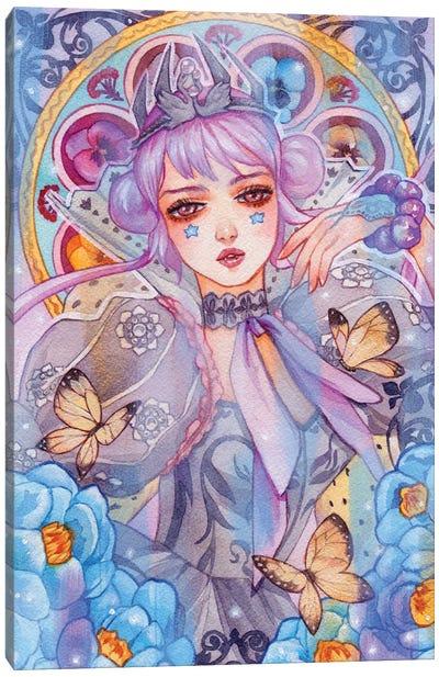 Fredegunde Canvas Art Print