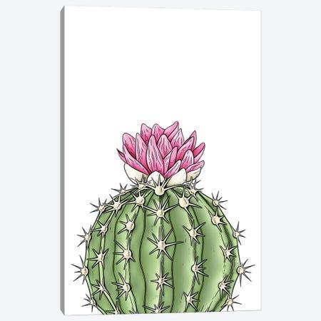 Cacti Color Canvas Print #LIP242} by Printable Lisa's Pets Canvas Art