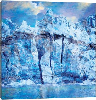 Glacier Bay Canvas Art Print