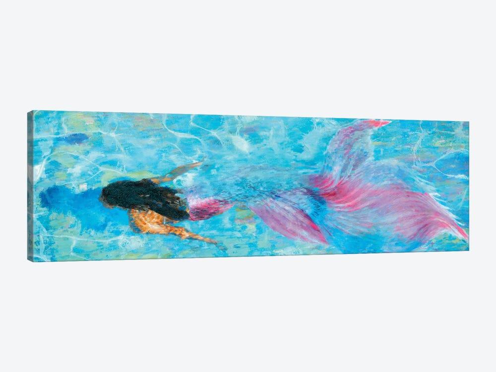 Mermaid by Lisa Robinson 1-piece Canvas Art Print