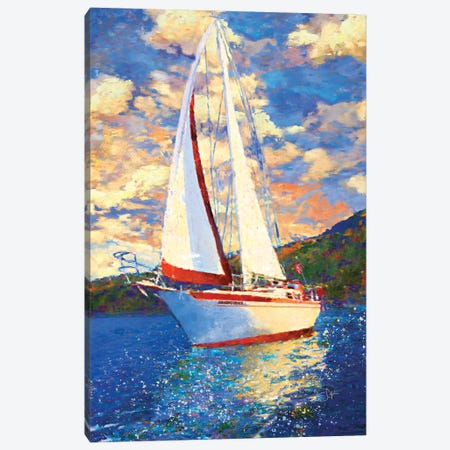 Amazing Grace Canvas Print #LIR3} by Lisa Robinson Canvas Print