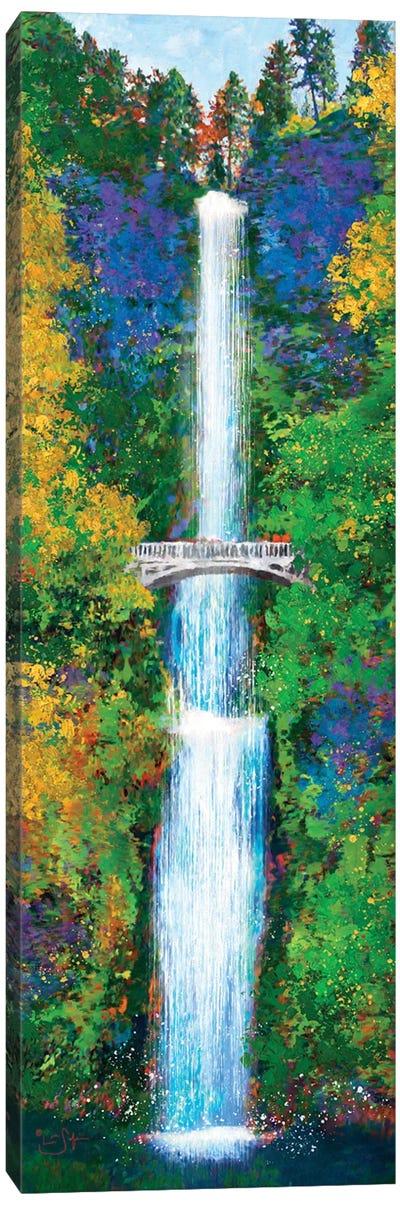 Multnomah Canvas Art Print