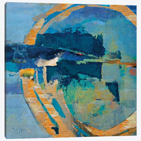 Sun on Water Canvas Print #LIR62} by Lisa Robinson Canvas Art