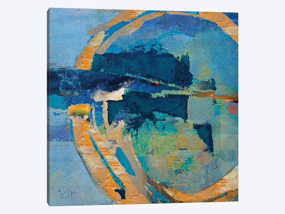 Sun on Water by Lisa Robinson 1-piece Canvas Print