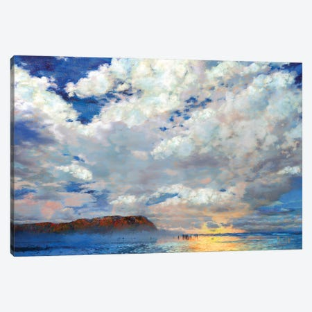 Tilamook Canvas Print #LIR66} by Lisa Robinson Canvas Print