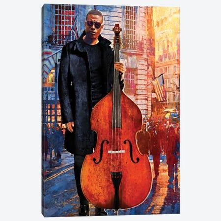 Bass Canvas Print #LIR6} by Lisa Robinson Canvas Wall Art