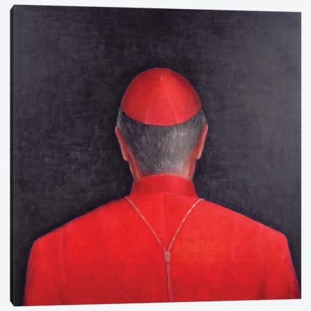 Cardinal, 2005 Canvas Print #LIS46} by Lincoln Seligman Canvas Art