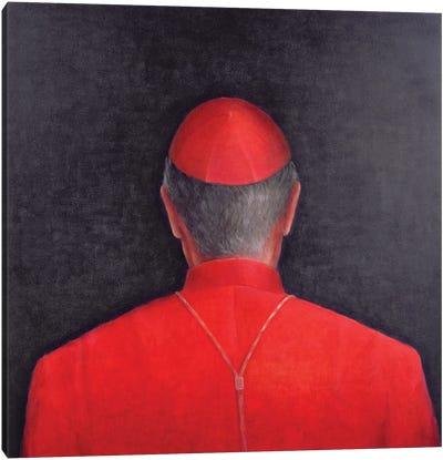 Cardinal, 2005 Canvas Art Print