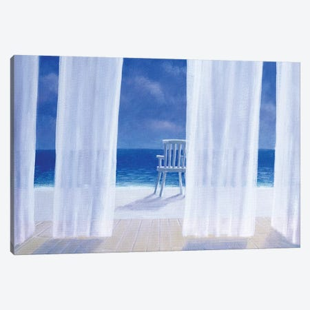 Cabana Canvas Print #LIS7} by Lincoln Seligman Art Print