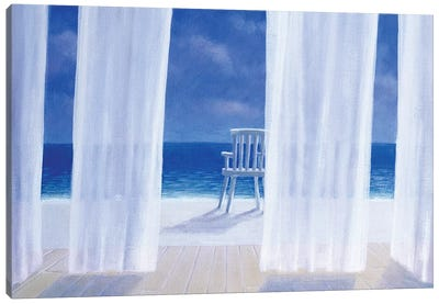 Cabana Canvas Art Print