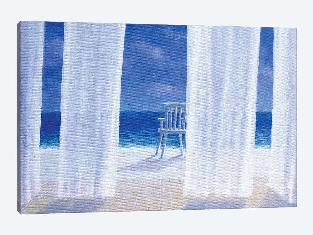 Cabana by Lincoln Seligman 1-piece Canvas Artwork