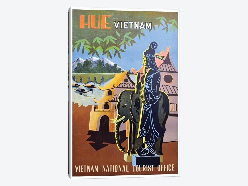 Hue, Vietnam: Vietnam National Tourist Office by Unknown Artist 1-piece Canvas Wall Art