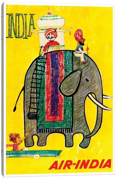 India - Air-India Canvas Art Print