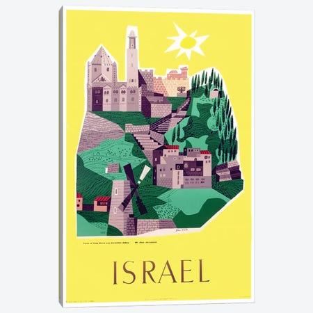 Israel Canvas Print #LIV148} by Unknown Artist Canvas Art Print