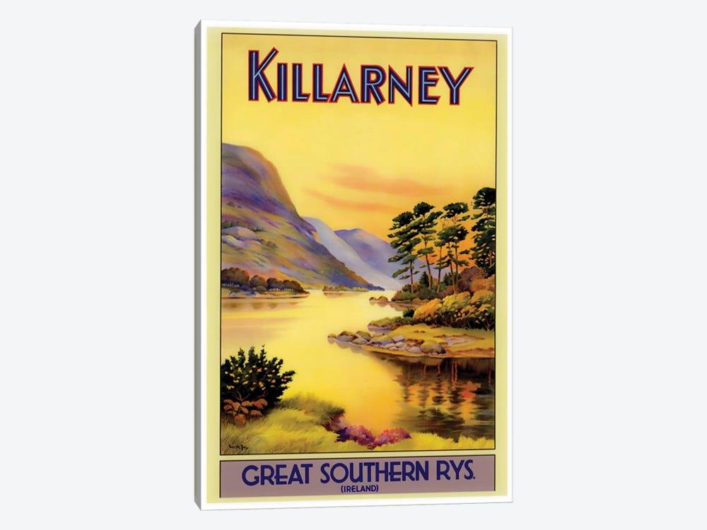 Killarney by Unknown Artist 1-piece Canvas Art Print