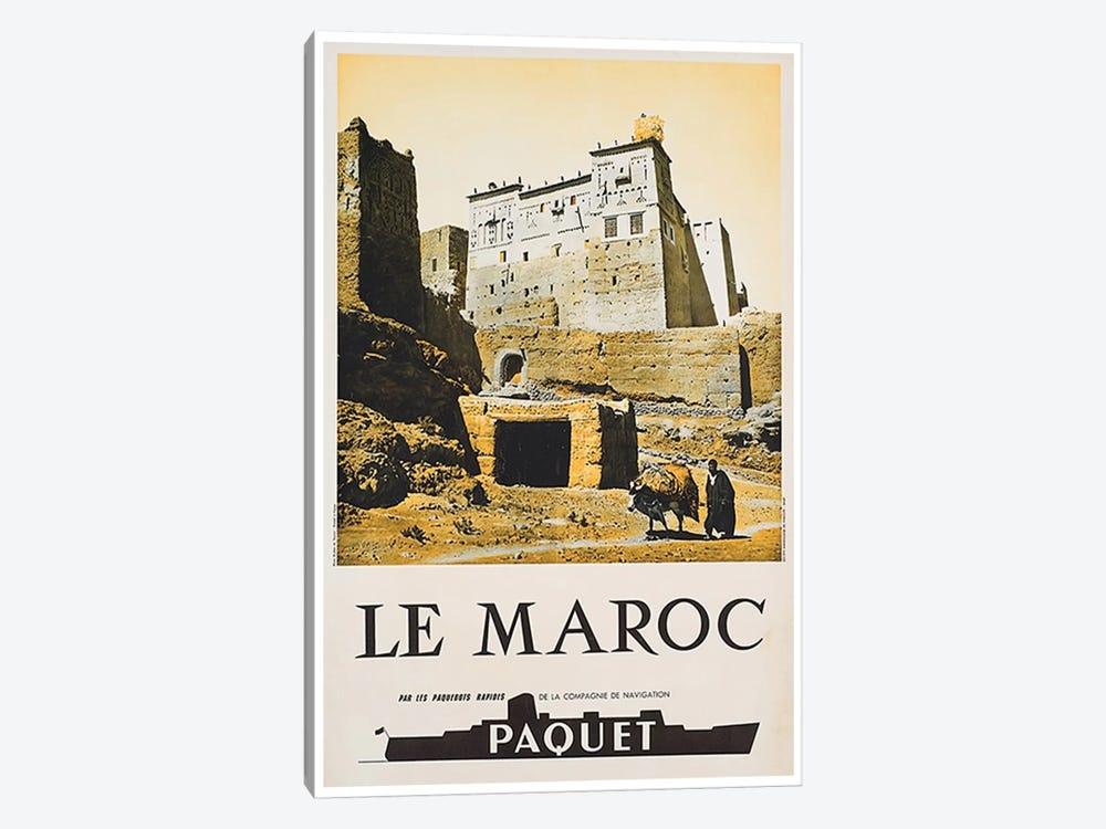 Le Maroc (Morocco) I by Unknown Artist 1-piece Canvas Artwork