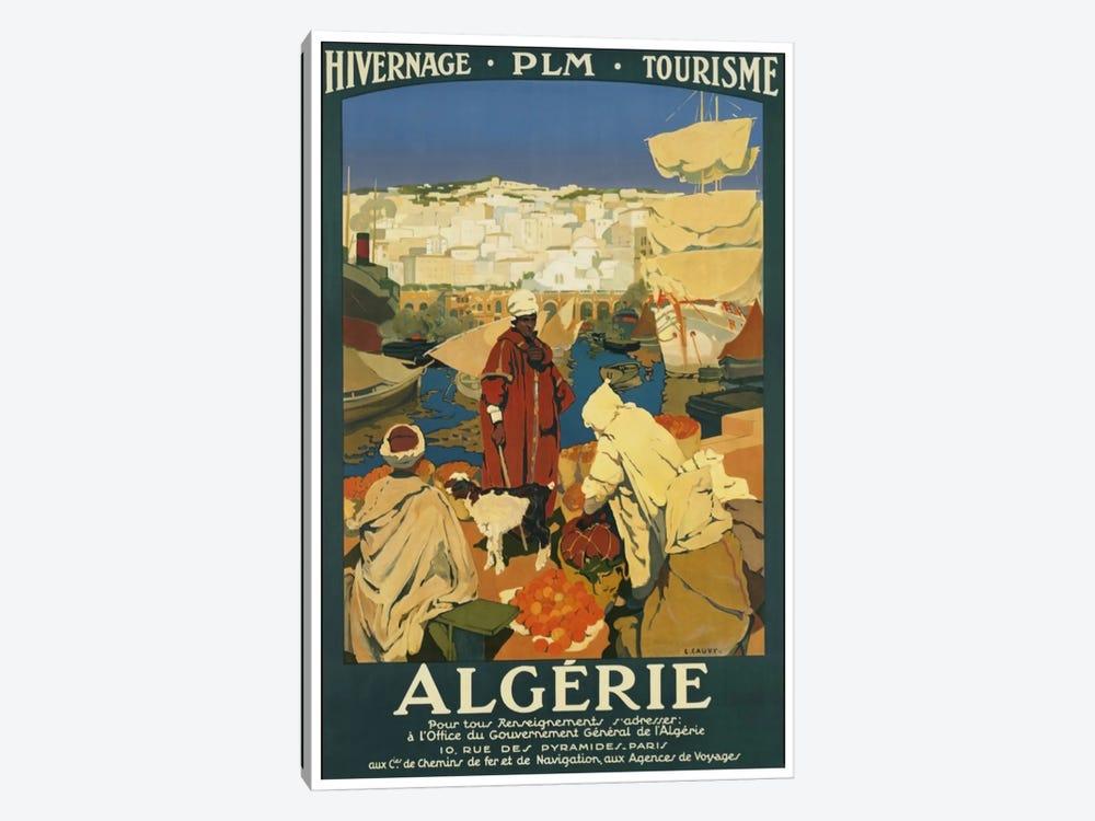Algeria: Tourism by Unknown Artist 1-piece Art Print