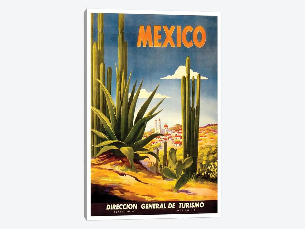 Mexico II by Unknown Artist 1-piece Art Print