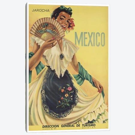 Mexico: Tourism II Canvas Print #LIV207} by Unknown Artist Canvas Print