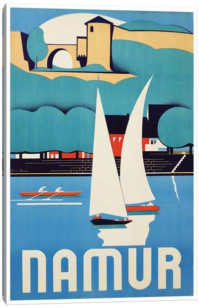 Namur, Belgium Canvas Print #LIV218