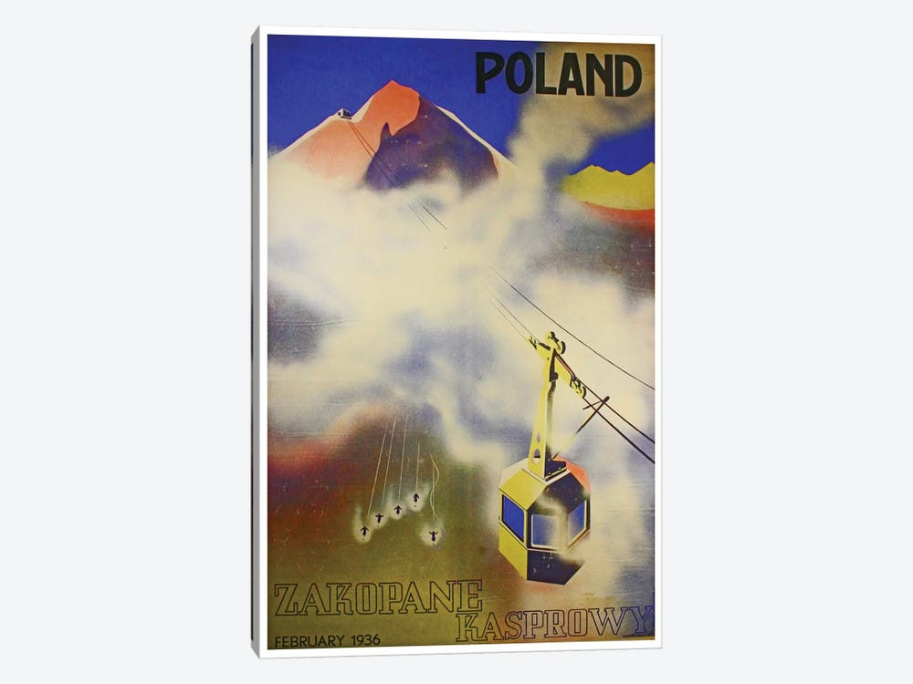 Poland, Zakopane Kasprowy by Unknown Artist 1-piece Art Print