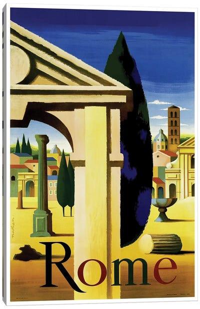 Rome Canvas Print #LIV277